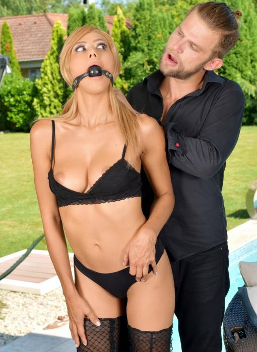 [LegalPorno.com] Veronica Leal - Petite Blondie Veronica Leal Spanked, Gagged And Humiliated Until She Orgasms GP865 (2019) FullHD 1080p