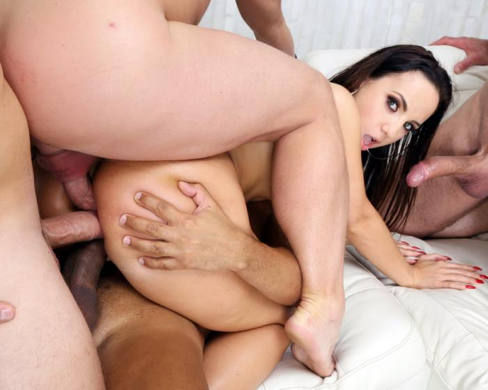 [LegalPorno.com] Kristy Black - Kristy Black Is Indestructible 2 She Tests Her Limits With 8 Boys And 2 DAP Session With Gapes, DAP, TP And Swallow GIO1215 (2019)