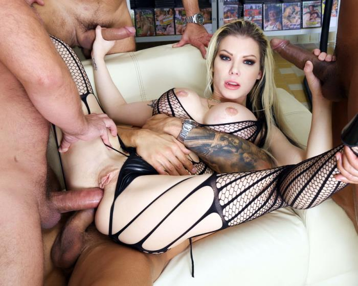 [LegalPorno.com] Barbie Sins - Caged, Barbie Sins Used For Sex With Balls Deep Anal, Squirt Drink, DAP, Buttrose, Creampie Cocktail GIO1265 (2019)