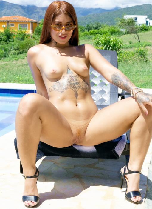 [LegalPorno.com] Laura Monroy - Piss Drinking Slut Laura Monroy Assfucked And DPed By The Pool SZ2321 (2019) HD 720p