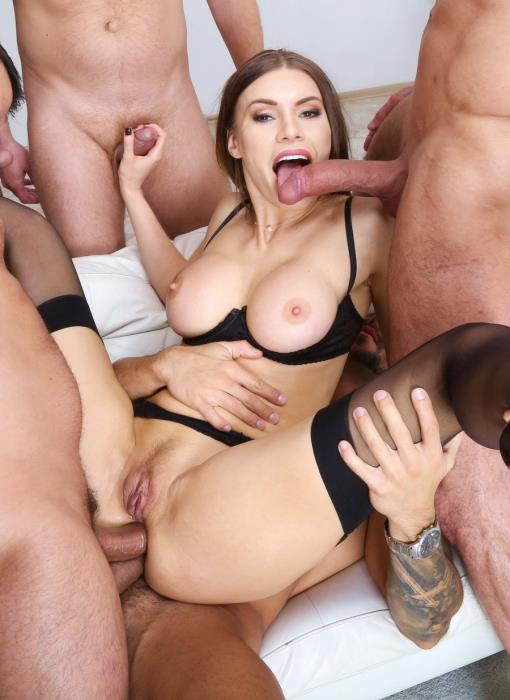 [LegalPorno.com] Kitana Lure - Monster Of DAP, Kitana Lure 5 On 1 Balls Deep Anal, DAP, TP, Gapes, Facial GIO1408 (2020)
