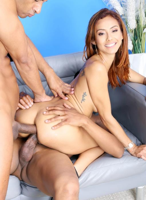 [LegalPorno.com] Veronica Leal - Anal Creampie, Veronica Leal Vs 3 BBC For Balls Deep Anal, DP, Big Gapes And Creampie GIO1538 (2020)