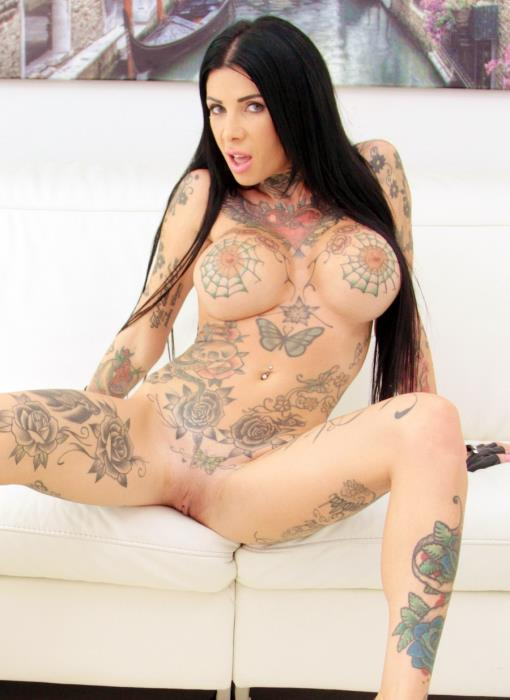 [LegalPorno.com] Megan Inky - Tattooed Slut Megan Inky Swallows Anal Creampies After Hardcore DAP With 5 Guys SZ2535 (2020) FullHD 1080p