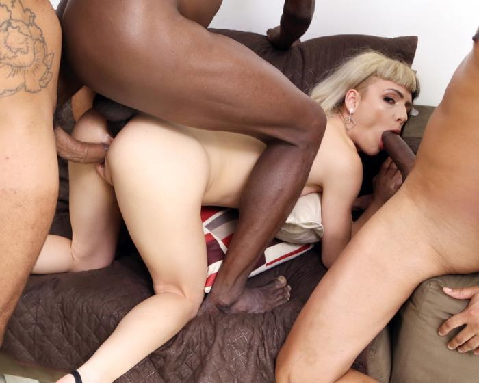[LegalPorno.com] Candy Crush - Petite Teen Candy Crush Gets Fucked By 3 Cocks With Intense Airtight DP YE034 (2020)