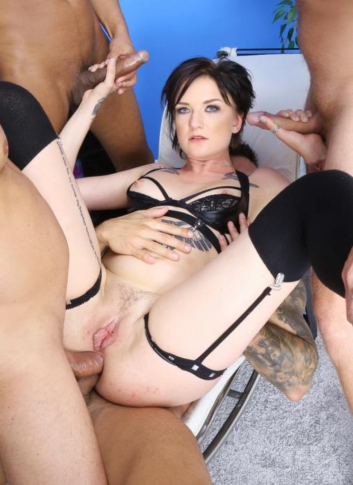 [LegalPorno.com] Bree Haze - Bree Haze 4 On 1 Manhandle With Balls Deep Anal, DAP, Destroyed Gapes, Cremapie And Swallow GIO1508 (2020)